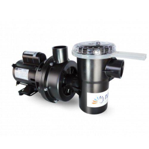 Motobomba 1CV para Piscina Nautilus Com Pré-filtro