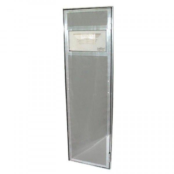 Porta para Sauna de Aço Inox - Sodramar