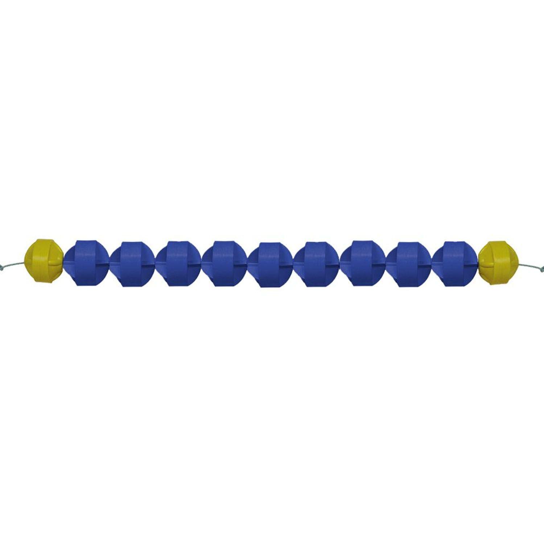 Raia Flutuante Piscina - Azul anti marola (metro linear)