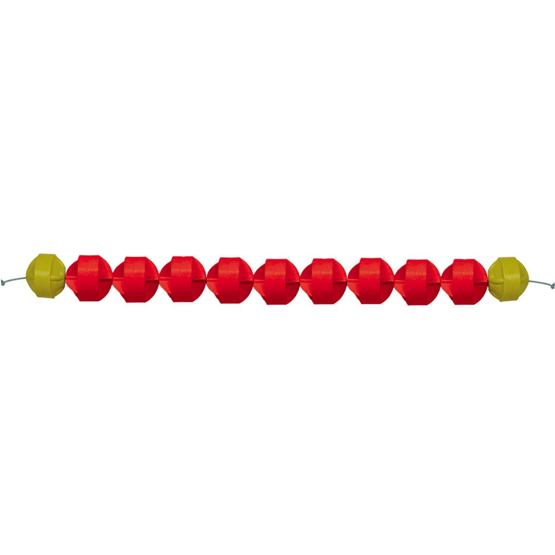 Raia Flutuante Piscina - Vermelha anti marola (metro linear)