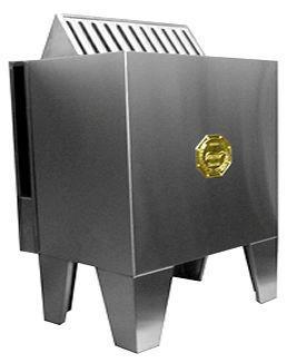 Sauna Seca Elétrica Quadro Comando Digital 7,5Kw Impercap - até 13m³