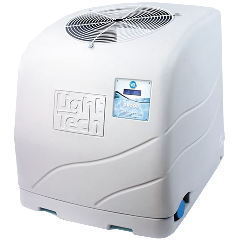 Trocador de Calor Aquecedor Piscina LT-120S - Light Tech