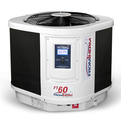 Trocador de Calor FromTherm FT60 com TouchScreen