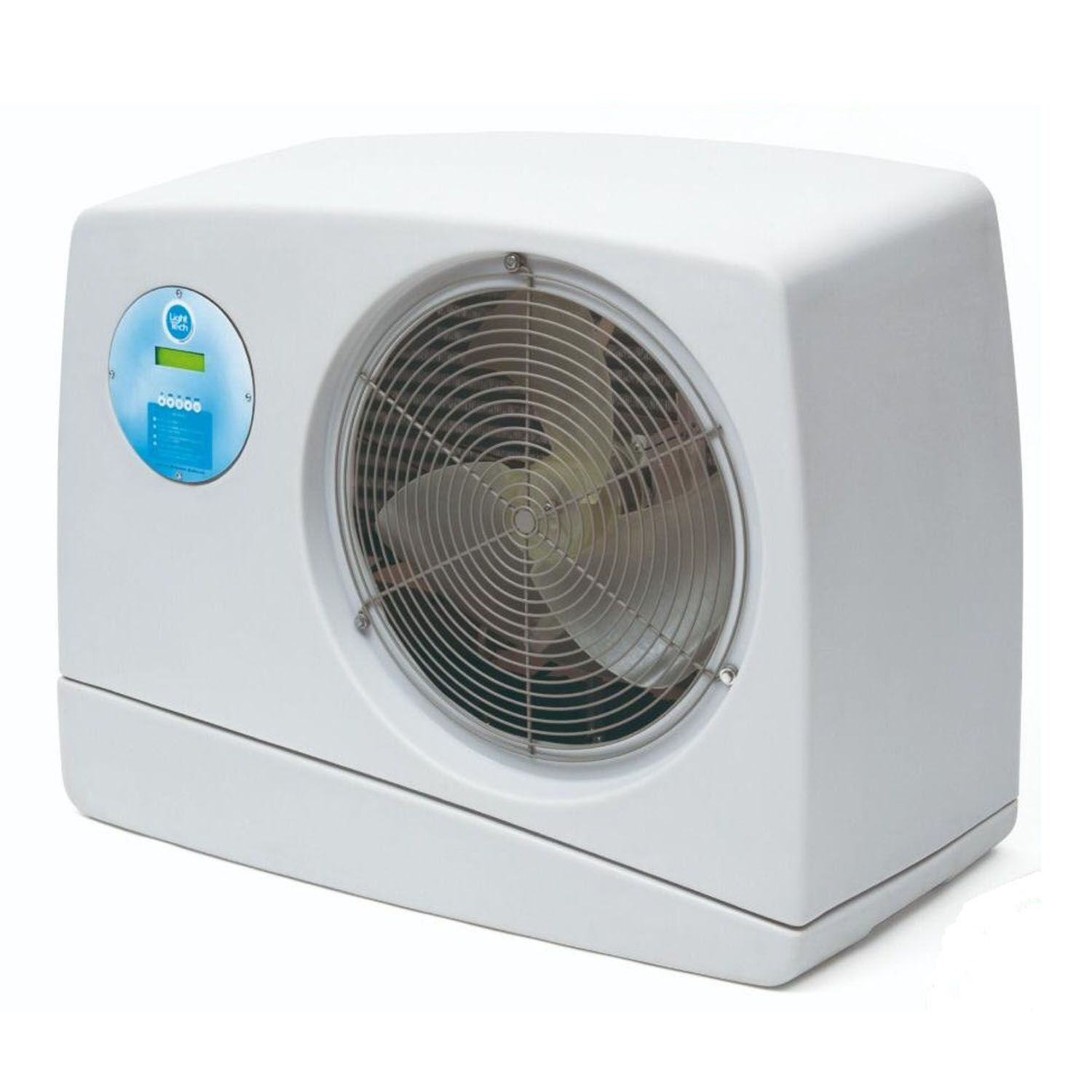 Trocador de Calor Aquecedor Piscina LT-50S - Light Tech