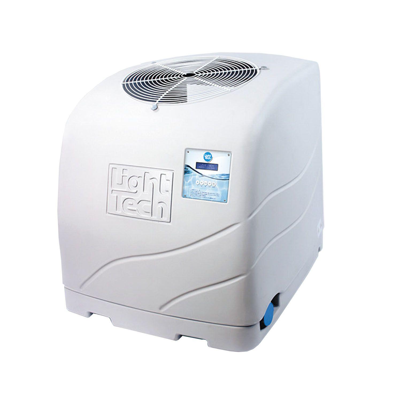 Trocador de Calor Aquecedor Piscina LT-90 - Light Tech