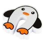 Protetor de Dedos Para Porta  Pinguim E Assento Redutor Sanitario Rosa
