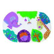 Tapete Infantil Para Banho Selvinha Colors Buba Toys