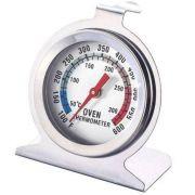 Termômetro Analógico Para Forno A Gás Elétrico A Lenha E gas.