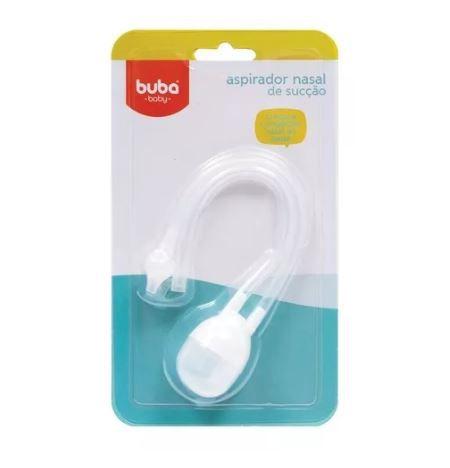 Aspirador Nasal Para Bebês Sugador Buba Baby Aspirar Nariz Bebê Higiene.