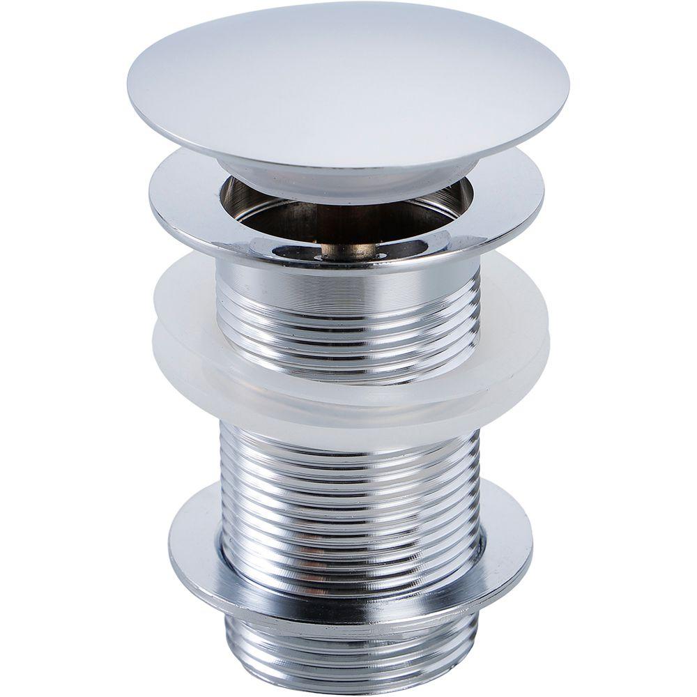 Válvula de escoamento Click para Cuba de banheiro Iguatemi - Cromado