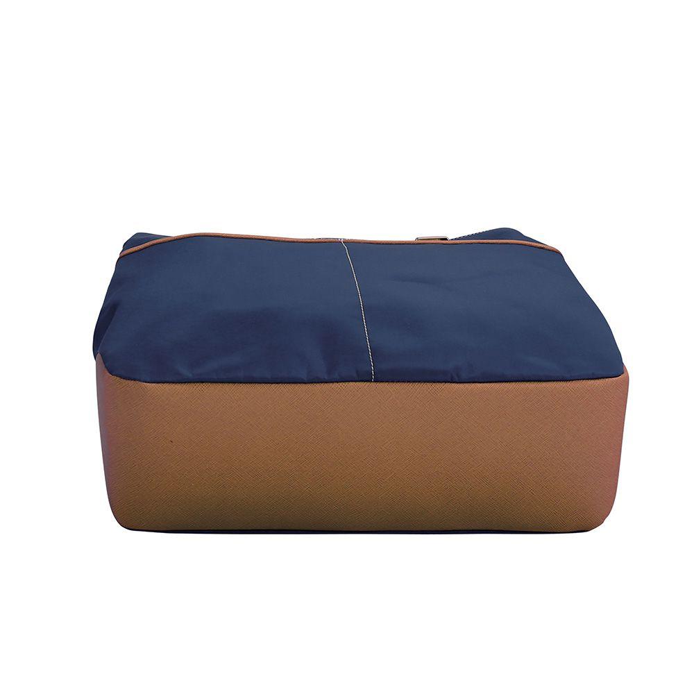 Bolsa Chenson Microfibra Azul Marinho