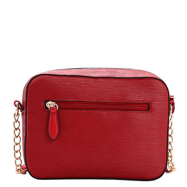 Bolsa Chenson Tiracolo Pequena Vermelha