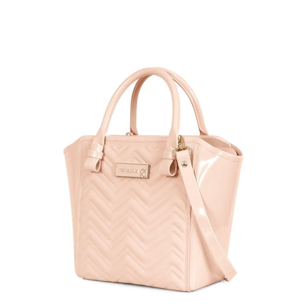 Bolsa Feminina Petite Jolie Shape Bag Pj3910 Original