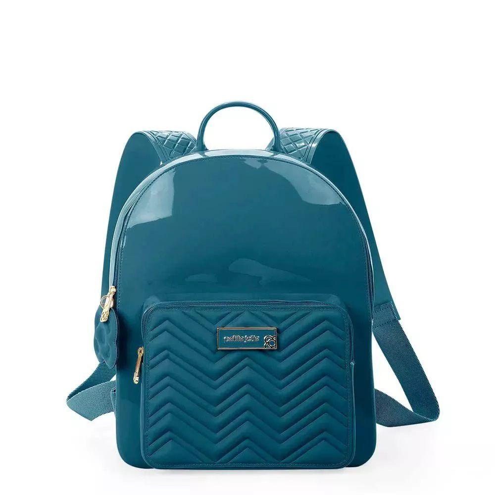 Bolsa Mochila Petite Jolie Kit Bag Relevo Original