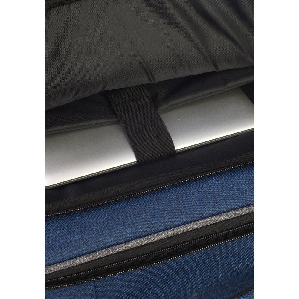 Mala de Viagem Bordo P Polo King Porta Notebook Super Leve