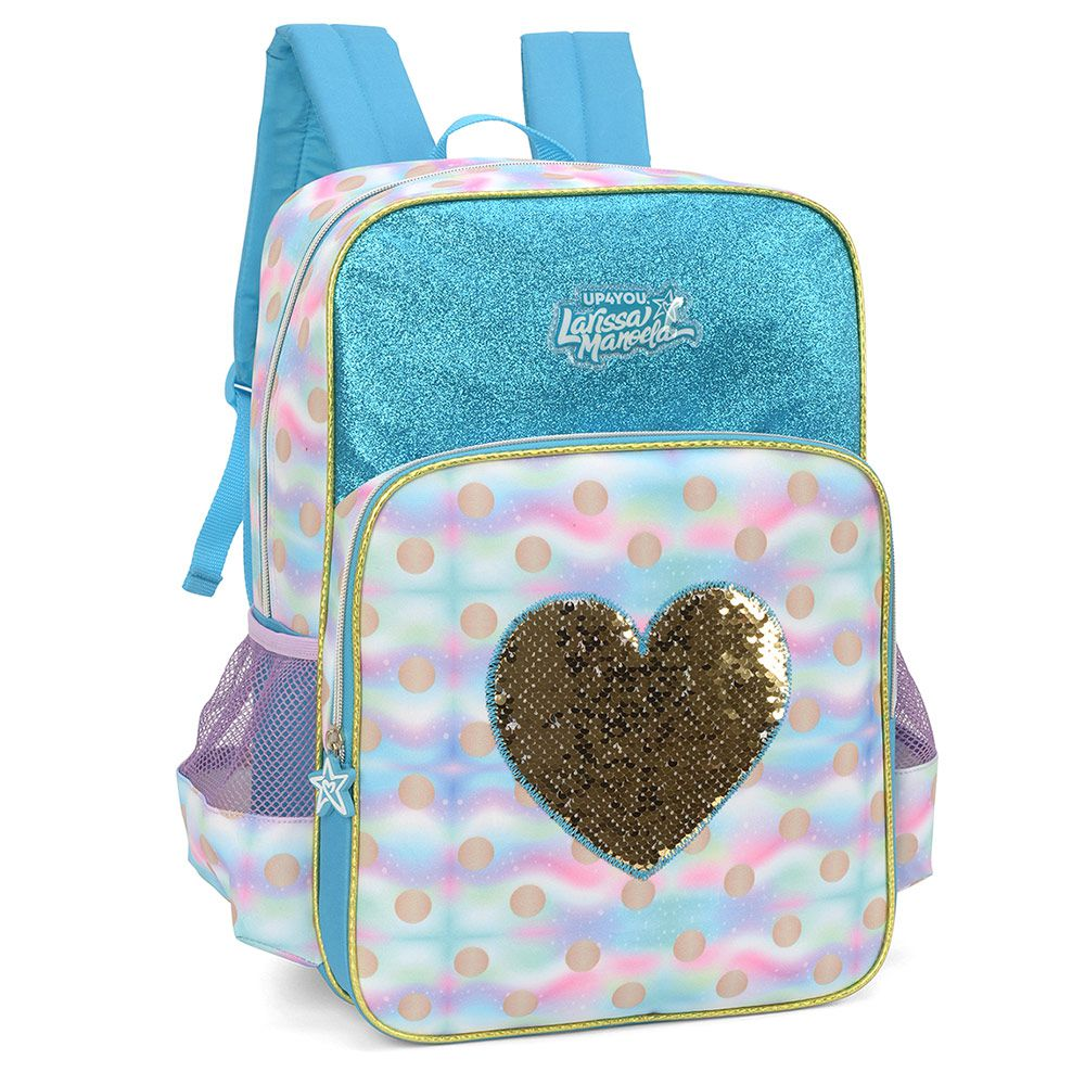 Mochila Infantil Escolar UP4You Larissa Manoela Original 2020