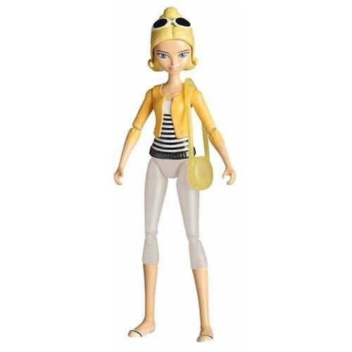 Boneca Chloe 15 Cm - Miraculous - Original Bandai