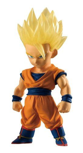 Dragon Ball  - Adverge 5 - Super Saiyajin Son Gohan - Bandai