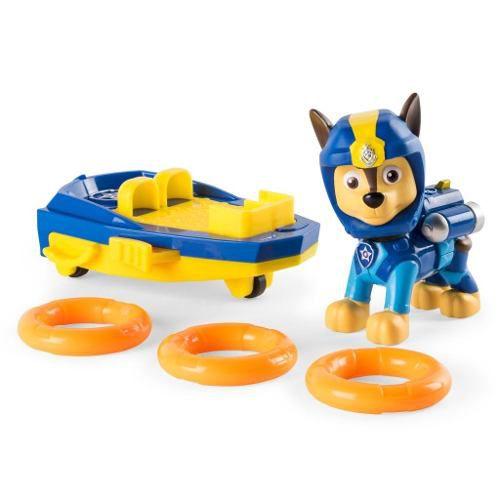 Chase - Patrulha Canina - Patrulheiro Marinho - Sunny