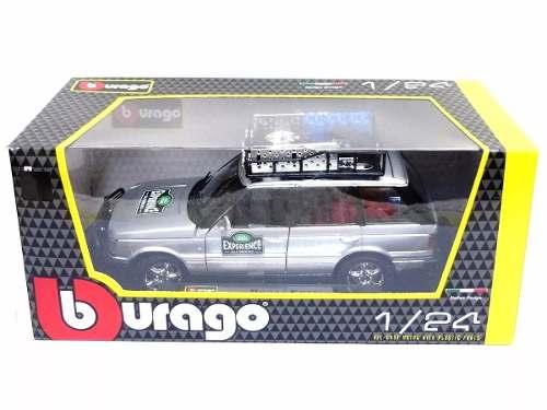 Ranger Rover - Prata - Burago - Escala 1/24