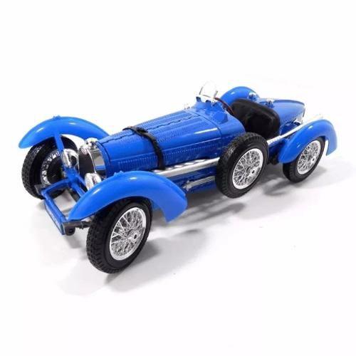 Bugatti - Type 59 - Azul - Burago Escala 1/18