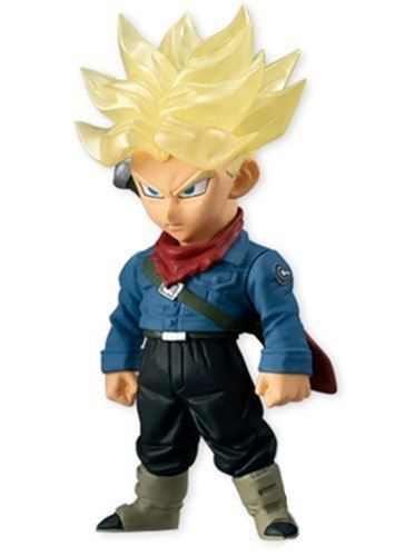 Dragon Ball - Adverge 4 - Trunks Do Futuro - Bandai