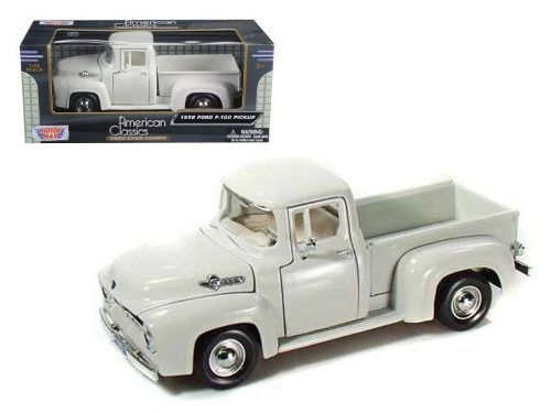 Ford - F-100 Pickup 1956 - Escala 1:24 - Motormax