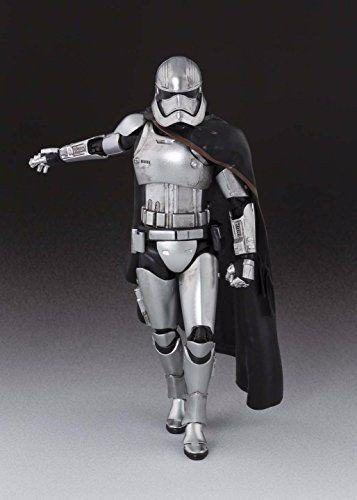 S.h. Figuarts - Star Wars Captain Phasma - Bandai