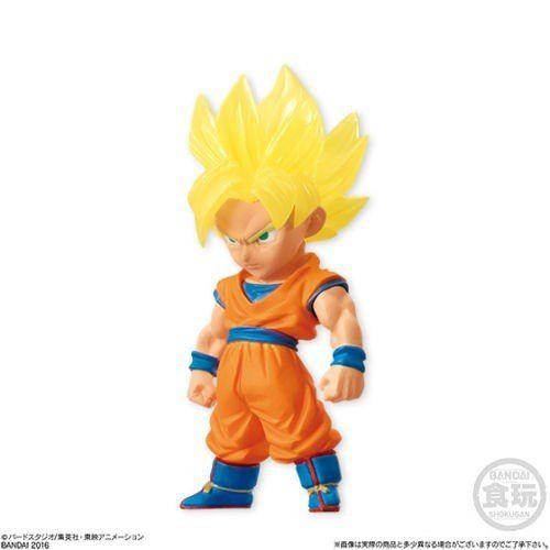 Dragon Ball - Adverge - Son Goku- Bandai