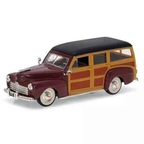 Ford Woody (1948 ) - Yat Ming 1/43