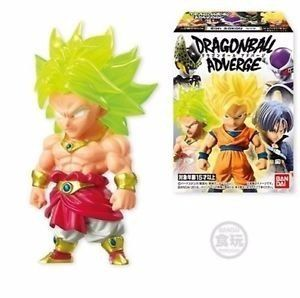 Dragon Ball - Adverge - Broly - Bandai