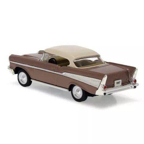 Chevrolet - Bel Air Pérola (1957) - Yat Ming Escala 1/43