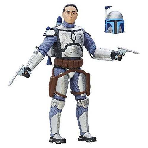 Star Wars - The Black Series - Jango Fett (15) - Hasbro