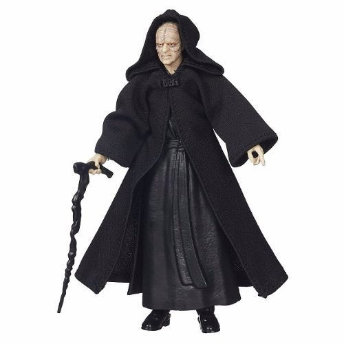Star Wars - The Black Series - #11 Emperor Palpatine - ( Hasbro)
