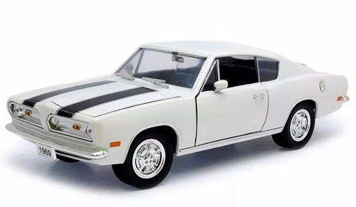 1969 Plymouth - Barracuda - Yat Ming Escala 1/18
