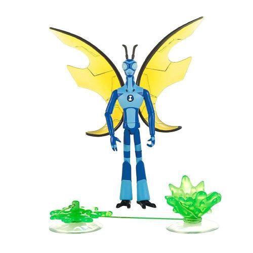 Figuras De Ação Ben 10 - Insectoide - Sunny