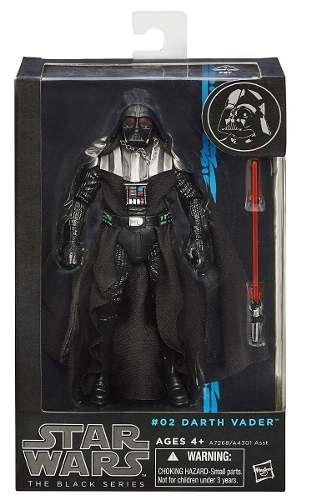 Star Wars - The Black Series - # 02 Darth Vader - ( Hasbro)