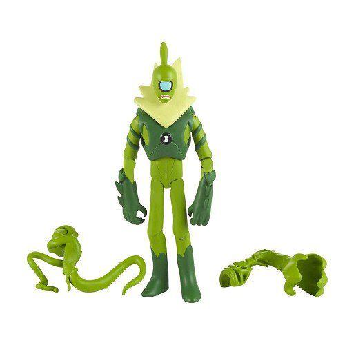 Figuras De Ação Ben 10 - Cipó Selvagem - Original Sunny