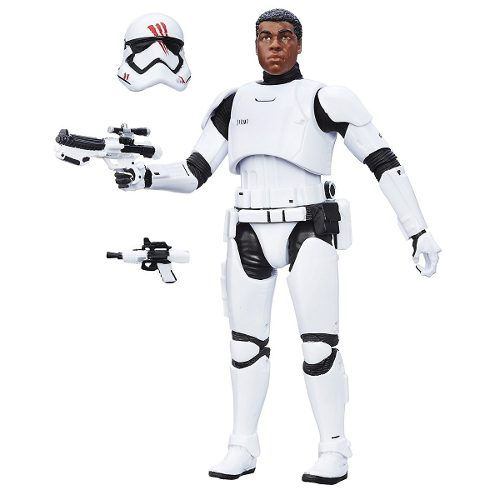 Star Wars  - The Black Series  - Finn ( Fn - 2187 ) (17) - Hasbro