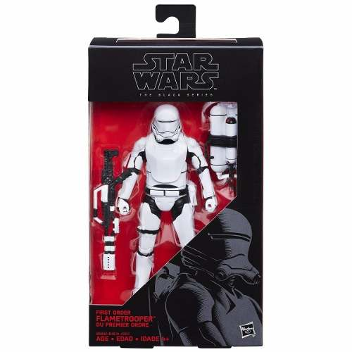 Star Wars  - The Black Series - 16 Flametrooper - ( Hasbro )