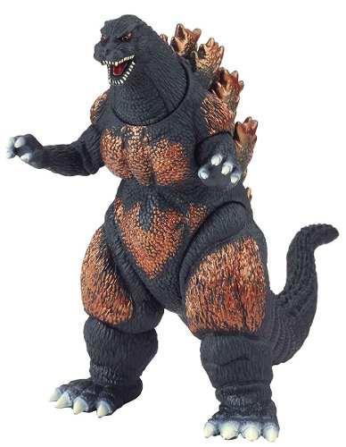 Ultraman - Movie Monster Series - Godzilla Burning 2017 - Bandai