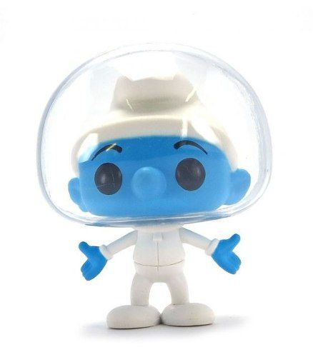 Boneco Funko Pop - The Smurfs 272 - Astro Smurf