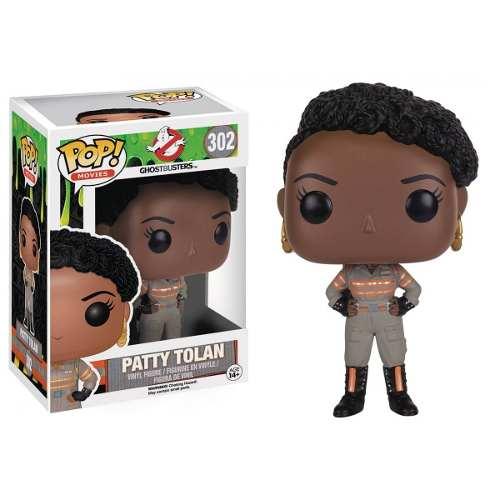 Funko Pop! Movies - Ghostbusters 302 - Patty Tolan