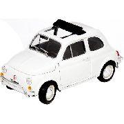 Fiat - 500 F Banco 1968 - Burago Escala 1/18
