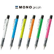 Lapiseira - Tombow Mono Graph Neon Color 0,5mm - Japan