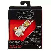 Star Wars - The Black Series - # 19 Jakku Landspeeder - ( Hasbro )