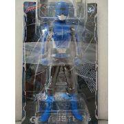 Power Rangers - Go Busters - Ranger Azul 25 cm - Banpresto