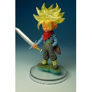Dragon Ball Z - S.s.trunks Figure - Gashapon Bandai Ug07