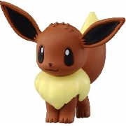 Pokemon - Eevee Emc-09 Xy - Monster Collection - Takara Tomy