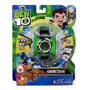 Relogio Ben 10 - Omnitrix Luz E Som - Série 3 - Original